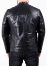 Осенняя мужская кожаная куртка