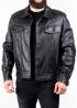 Spring leather jacket JINKO0B