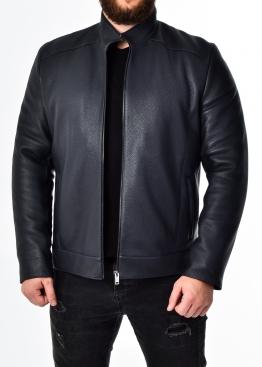 Осенняя мужская куртка из кожи оленя NJAROL1I