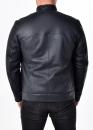 Осенняя мужская куртка из кожи оленя