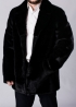 Men's mink coat 63NOR
