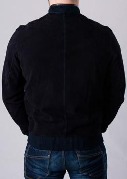 Весенняя перфорированная куртка под резинку TRPZ0I